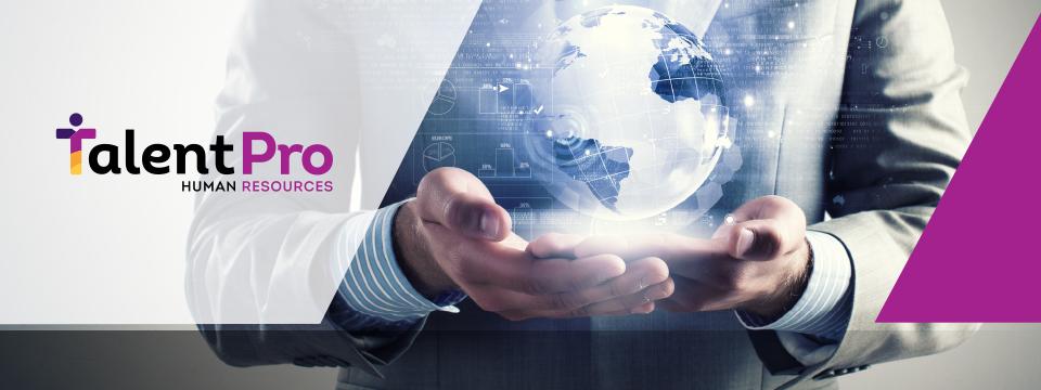 TalentPro Human Resources Logo